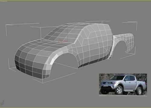 3D-сканирование автомобилей в тюнинге и ремонте - 24