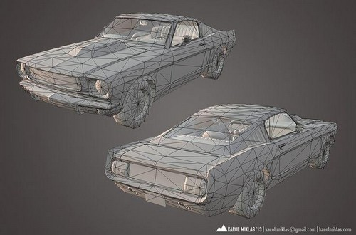 3D-сканирование автомобилей в тюнинге и ремонте - 25