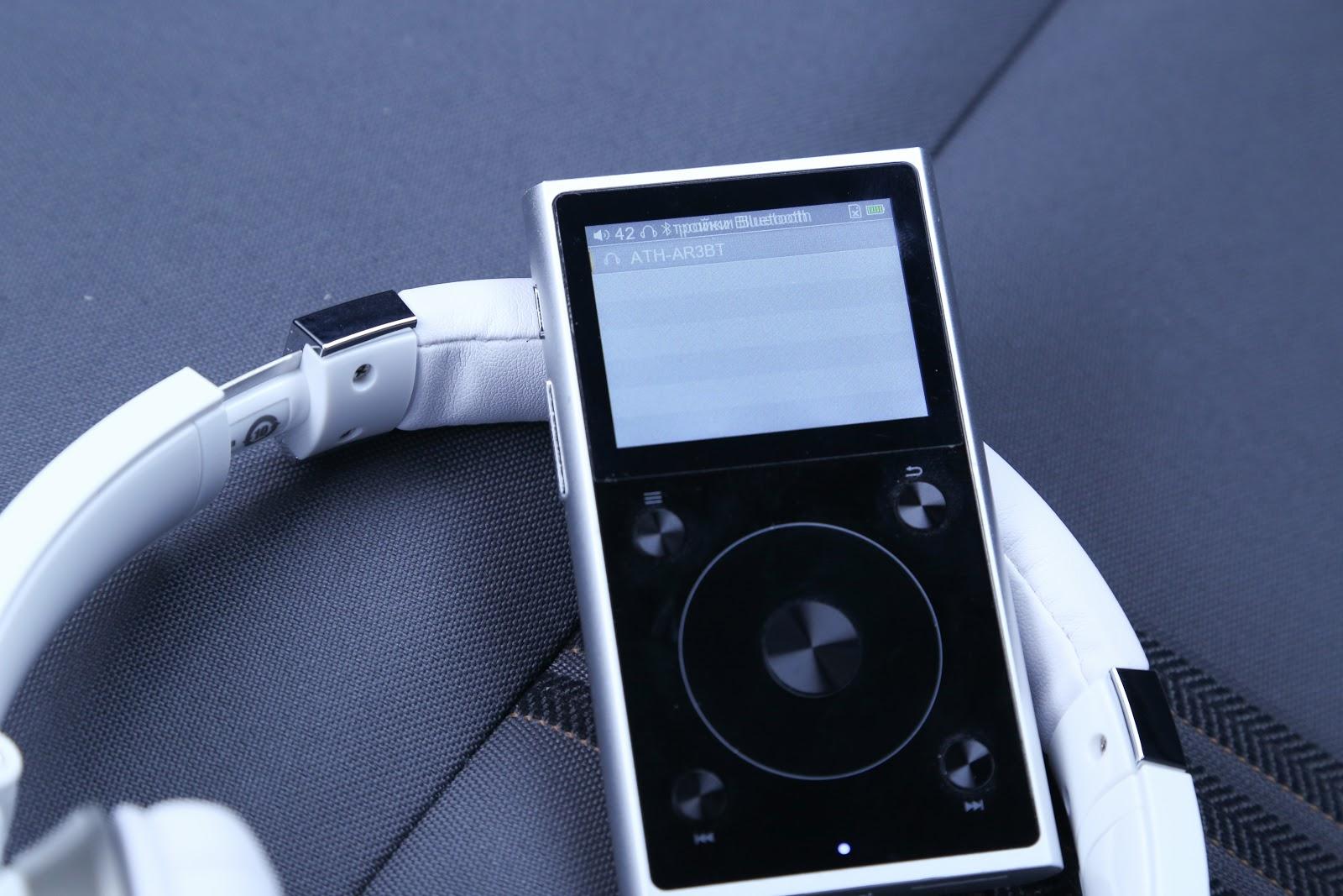 Больше свободы: беспроводные наушники Audio-Technica ATH-AR3BT - 10