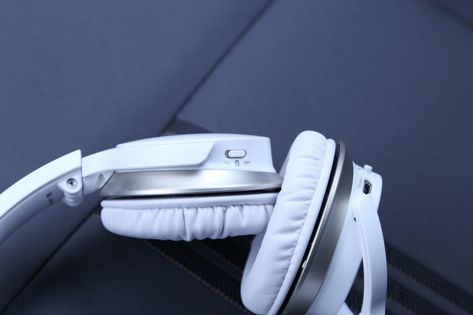 Больше свободы: беспроводные наушники Audio-Technica ATH-AR3BT - 9