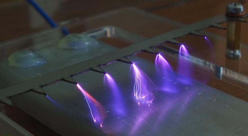 Электростатический очиститель воздуха своими руками. Часть 1 — принципы работы - 1