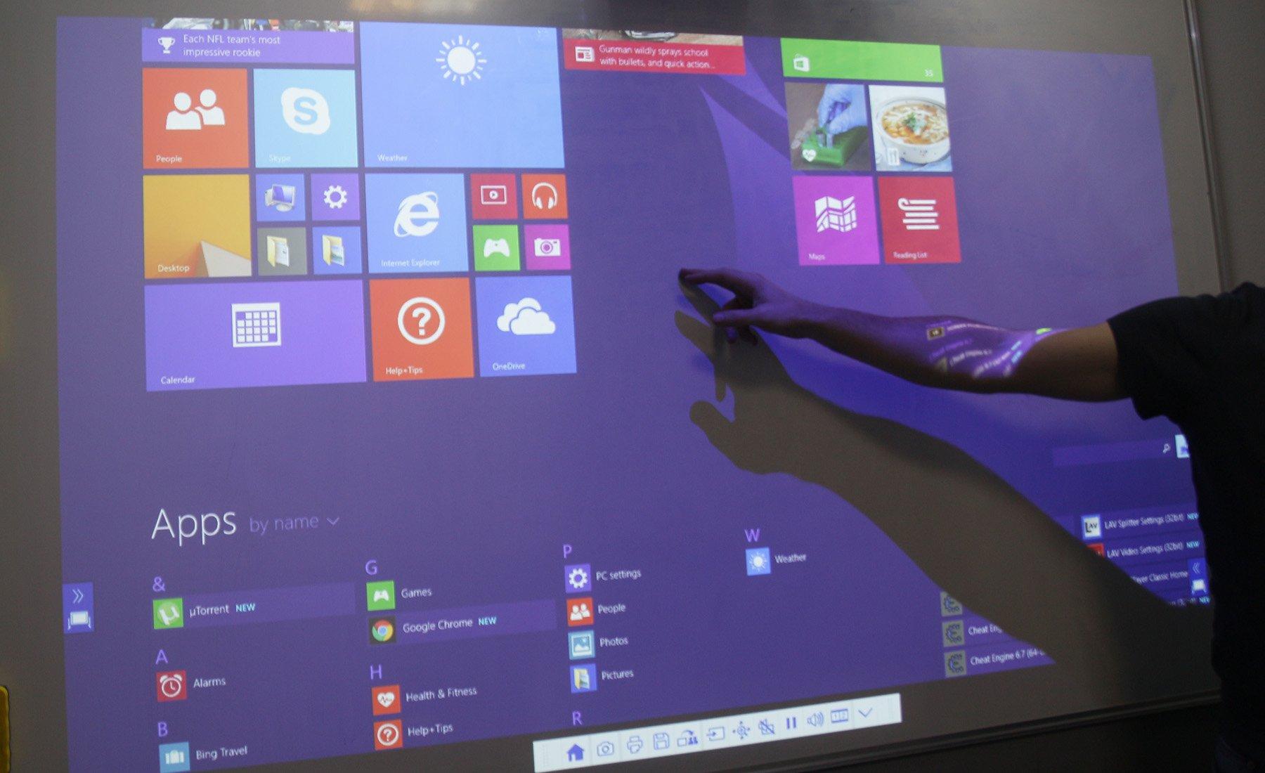Интерактивному проектору – интерактивный софт! Часть первая: встроенное ПО и основные возможности - 4