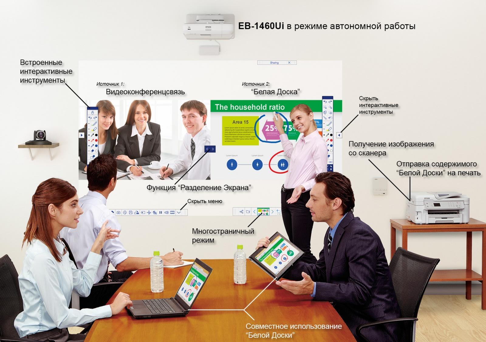Интерактивному проектору – интерактивный софт! Часть первая: встроенное ПО и основные возможности - 5