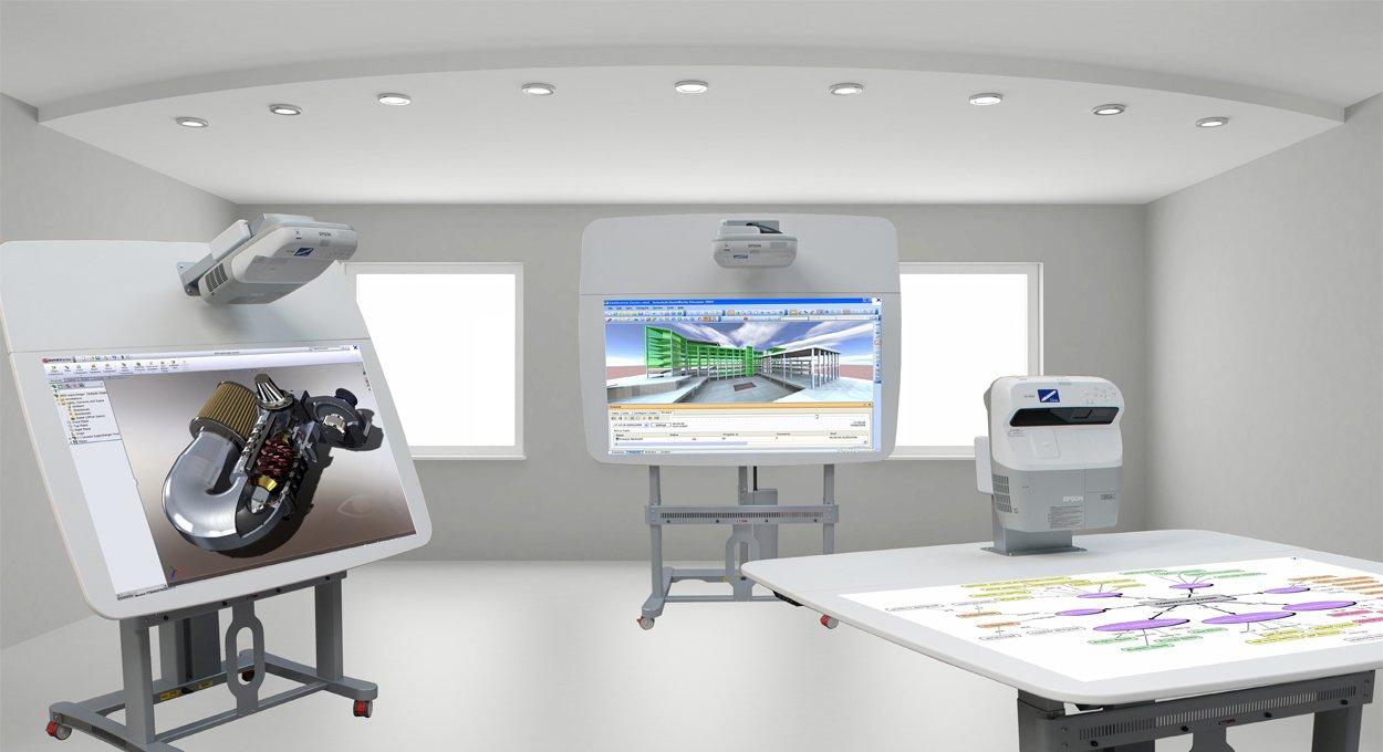 Интерактивному проектору – интерактивный софт! Часть первая: встроенное ПО и основные возможности - 7