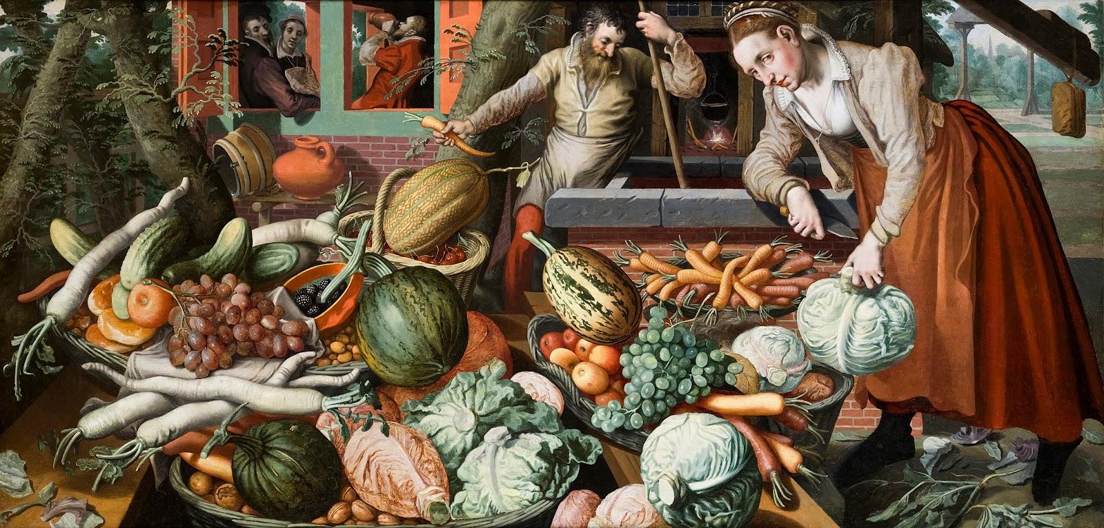 Какой была на вкус еда семнадцатого века? - 5