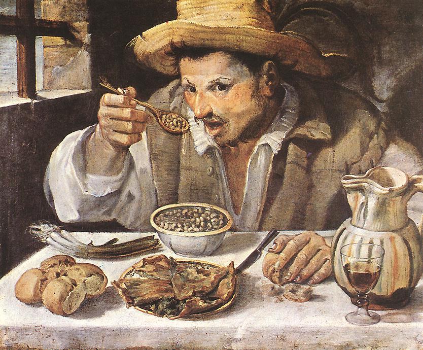 Какой была на вкус еда семнадцатого века? - 7