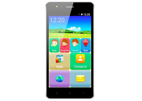 Обновленный бюджетный смартфон Vkworld F1 предназначен для пожилой аудитории