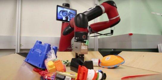 Роботов научили предвидеть события