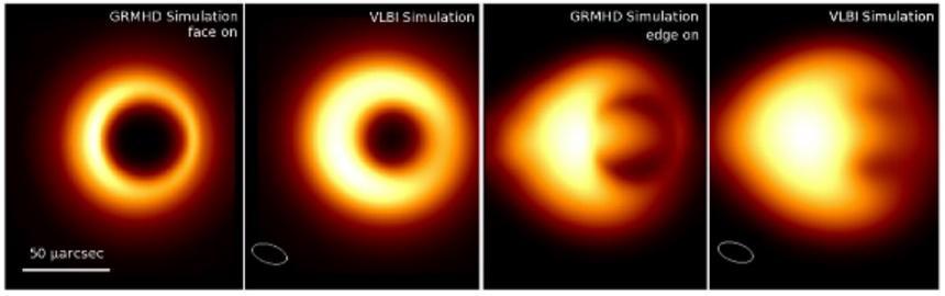 Спросите Итана: как должен выглядеть горизонт событий чёрной дыры? - 10