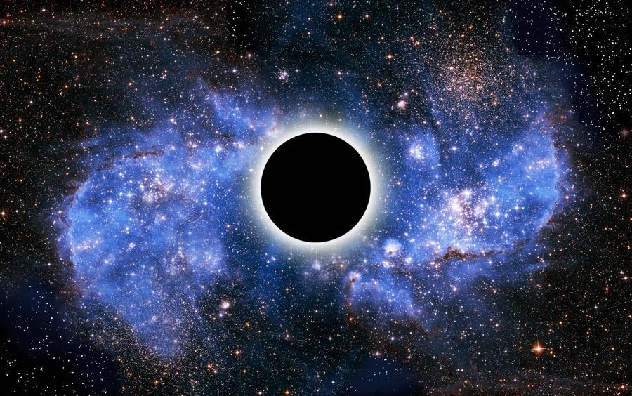 Спросите Итана: как должен выглядеть горизонт событий чёрной дыры? - 2