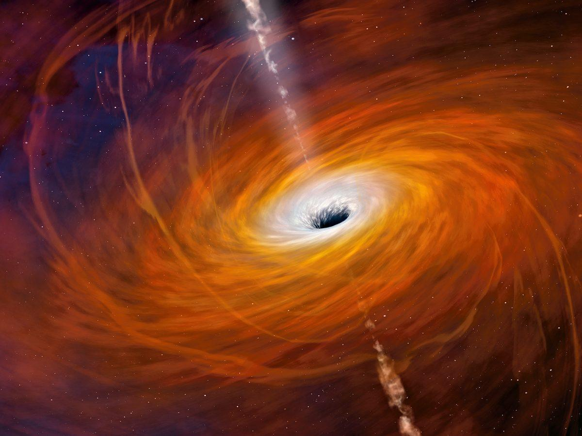 Спросите Итана: как должен выглядеть горизонт событий чёрной дыры? - 4