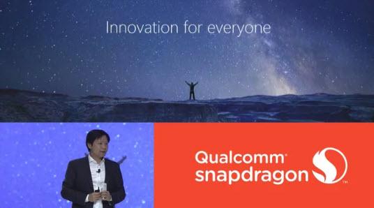 Xiaomi подтвердила использование SoC Snapdragon 845 в следующем флагмане