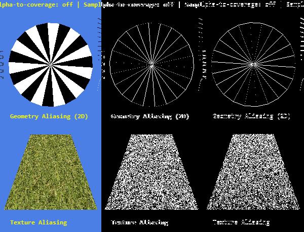 Алгоритмы антиалиасинга в реальном времени - 39
