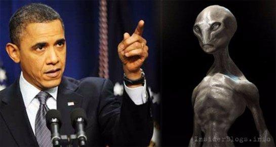 Барак Обама рассказал, при каких условиях рассекретит данные об инопланетянах