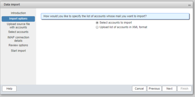 Как перенести электронную почту с cPanel на Zimbra Collaboration 8.0 - 6