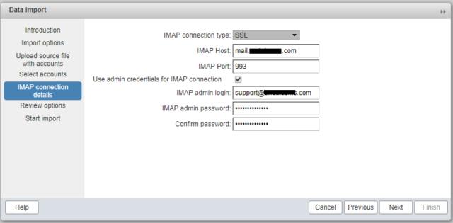 Как перенести электронную почту с cPanel на Zimbra Collaboration 8.0 - 9