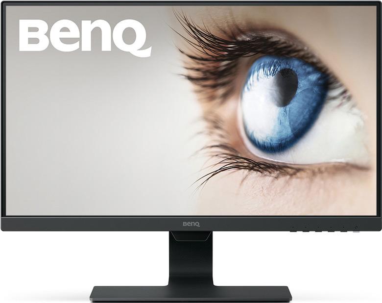 Разрешение бюджетного монитора Benq GW2480 — 1920 х 1080 пикселей