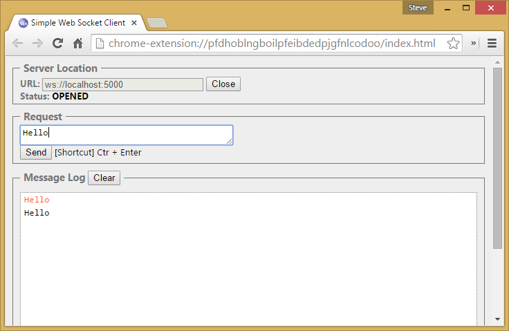 Открытый веб-интерфейс для .NET (OWIN) - 2