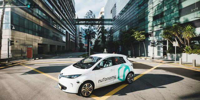 Lyft и nuTonomy будут использовать беспилотные машины в качестве такси в Бостоне
