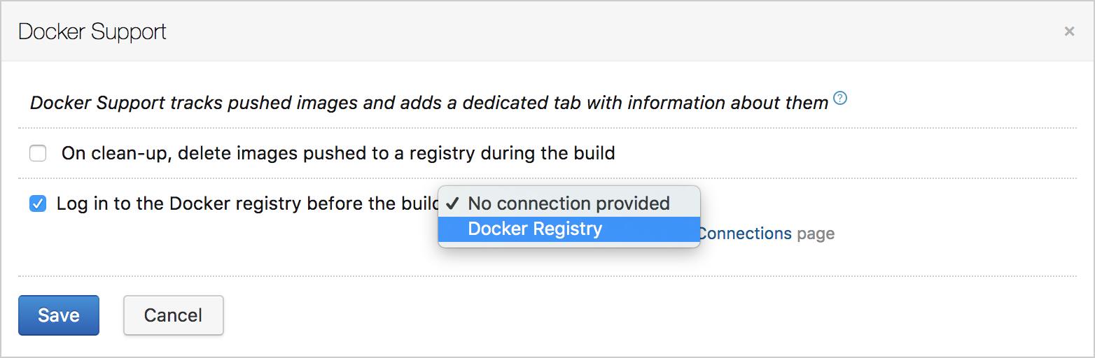 Docker Support
