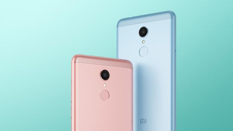 Смартфоны Xiaomi Redmi 5 и Redmi 5 Plus оцениваются в 120 и 150 долларов