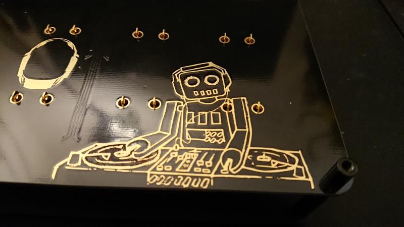 Хочу красивую железку. PCB Art — печатная плата как искусство - 3