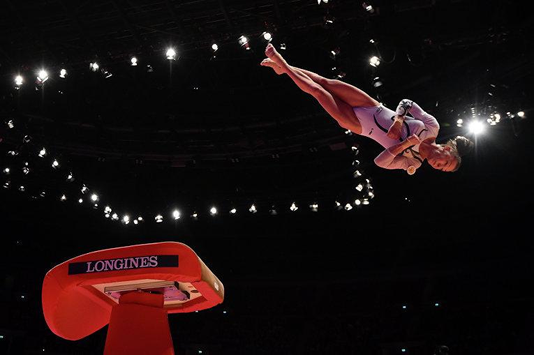 Искусственный интеллект рассудит соревнования по гимнастике на Олимпиаде в Токио - 2