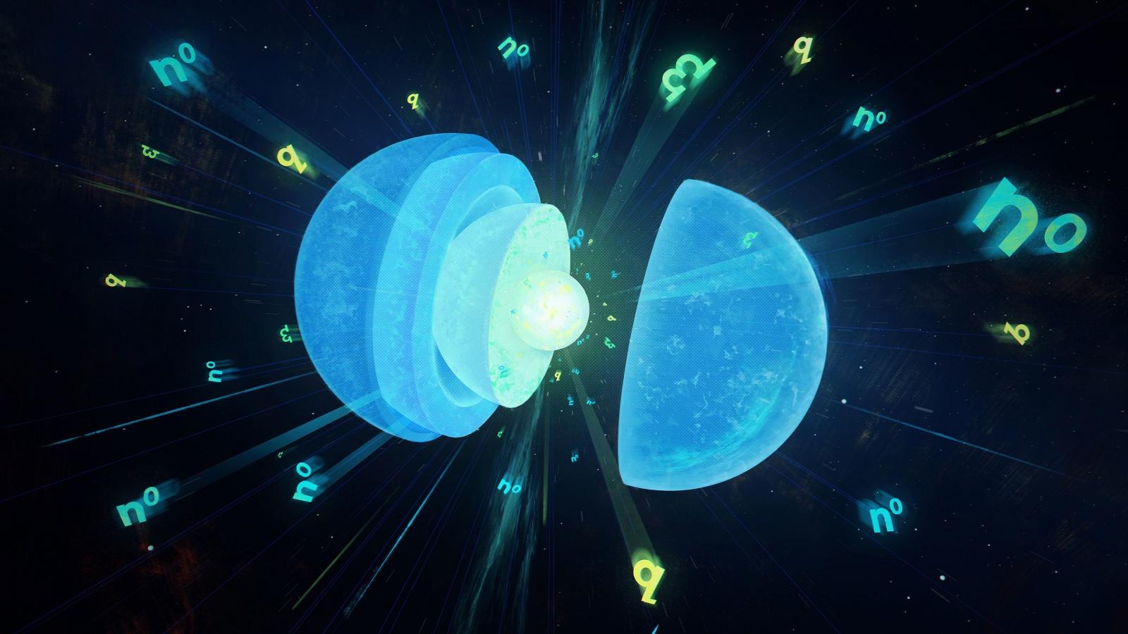 Мягкая или твёрдая? Спор о том, что находится внутри нейтронной звезды - 1