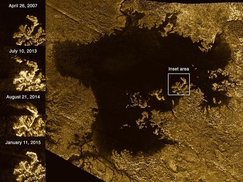 Поиск жизни в Солнечной системе - 13