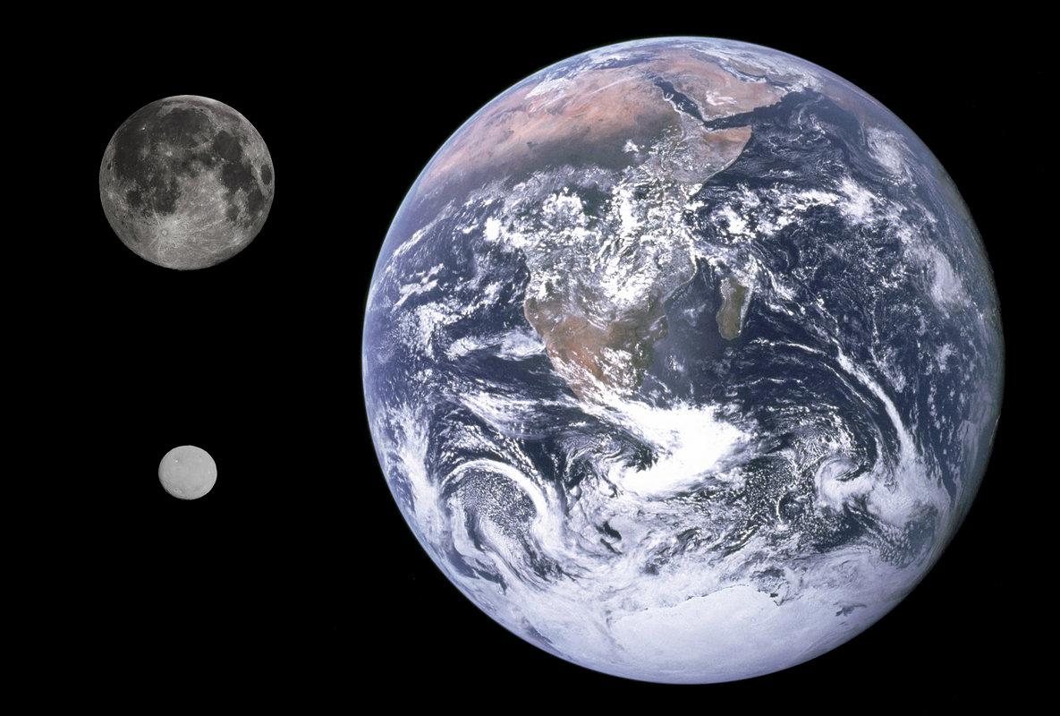 Поиск жизни в Солнечной системе - 3