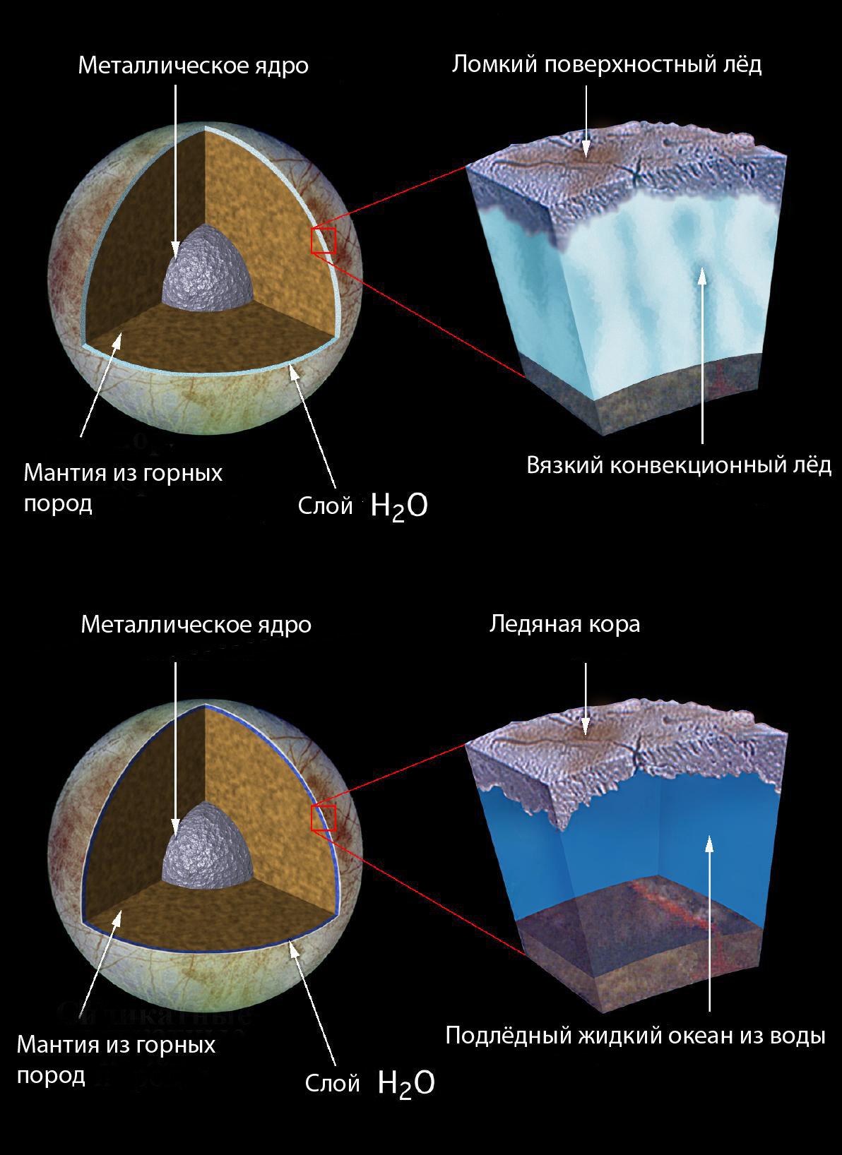 Поиск жизни в Солнечной системе - 5