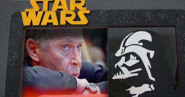 мамут звёздные войны рамблер касса Disney