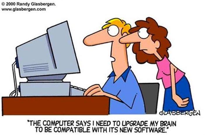 Трудности обучения: как «лирику» подружиться с технологией - 7