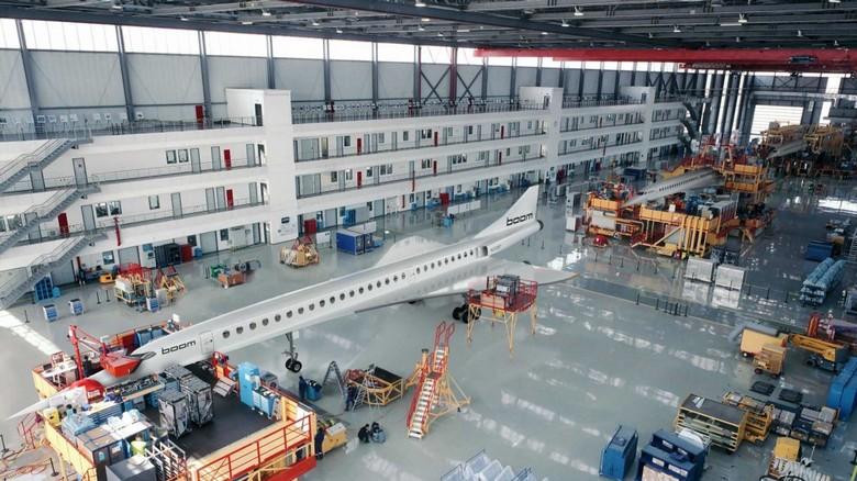 Boom Technology получила инвестиции от Japan Airlines