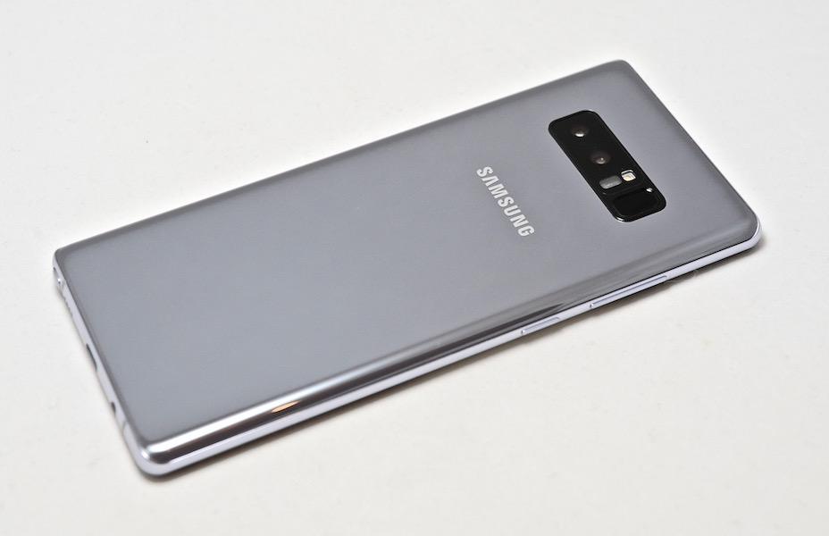 Копия неверна́: сравнение Samsung Galaxy Note 8 и его реплики - 11