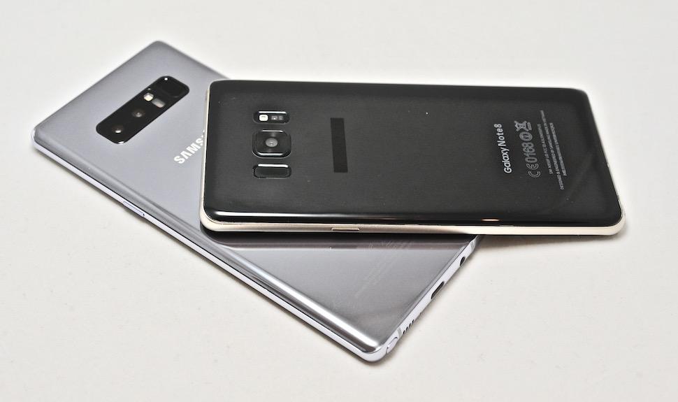 Копия неверна́: сравнение Samsung Galaxy Note 8 и его реплики - 12