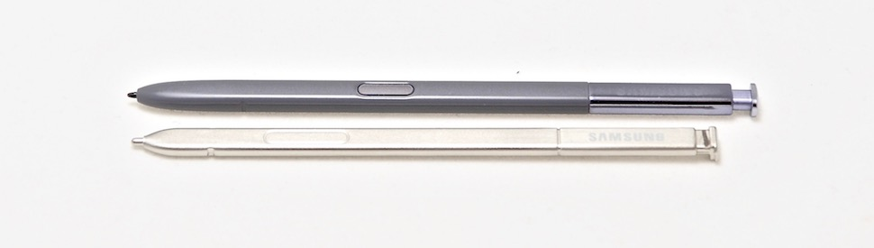 Копия неверна́: сравнение Samsung Galaxy Note 8 и его реплики - 18