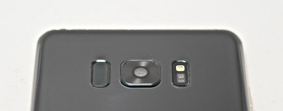 Копия неверна́: сравнение Samsung Galaxy Note 8 и его реплики - 20