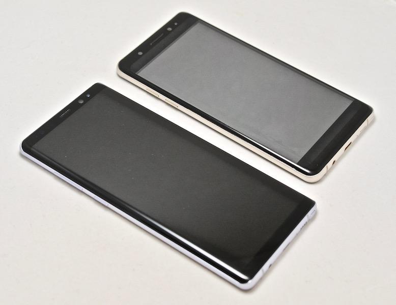 Копия неверна́: сравнение Samsung Galaxy Note 8 и его реплики - 21