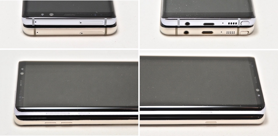 Копия неверна́: сравнение Samsung Galaxy Note 8 и его реплики - 22