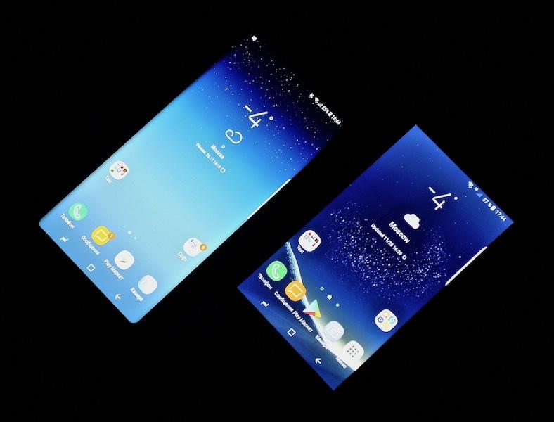 Копия неверна́: сравнение Samsung Galaxy Note 8 и его реплики - 23