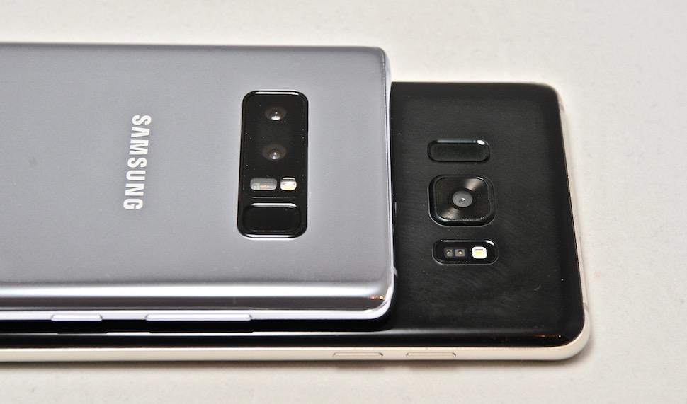 Копия неверна́: сравнение Samsung Galaxy Note 8 и его реплики - 32