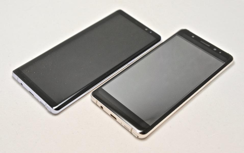 Копия неверна́: сравнение Samsung Galaxy Note 8 и его реплики - 41