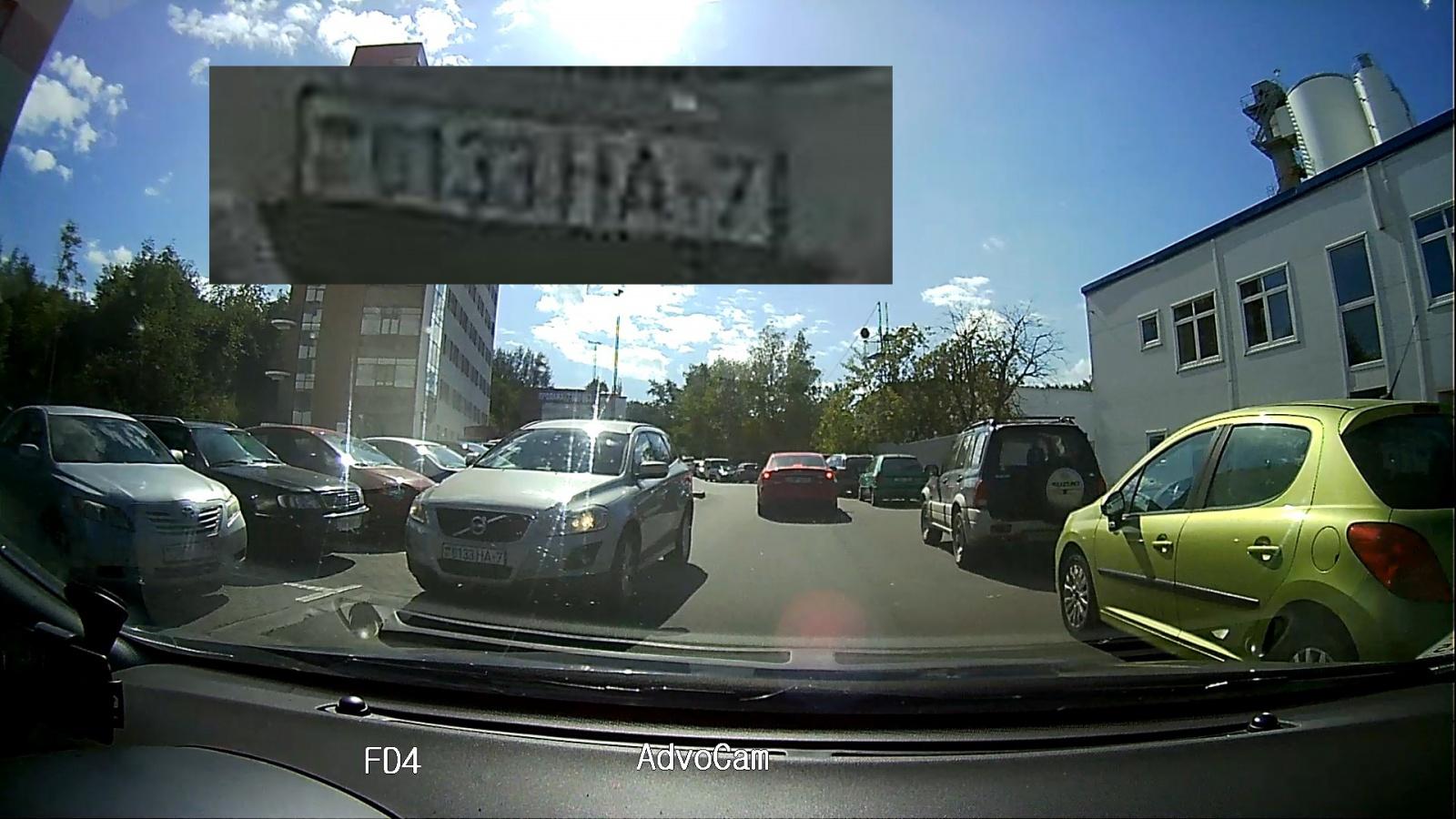 Обзор слишком дешевого русского регистратора AdvoCam-FD4 - 26