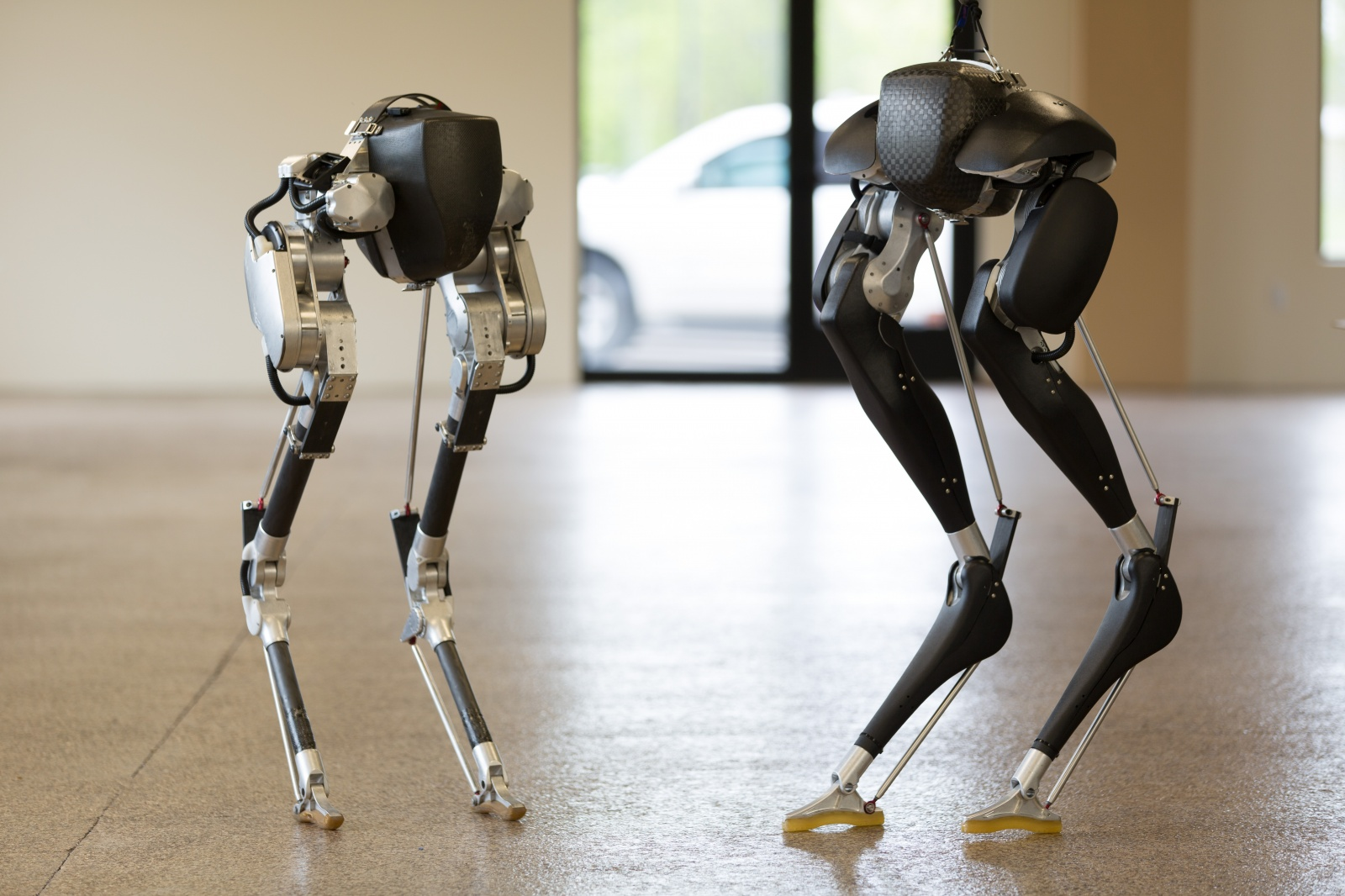 Подробности создания управляемого человеком спортивного робота весом 3600 кг - 6
