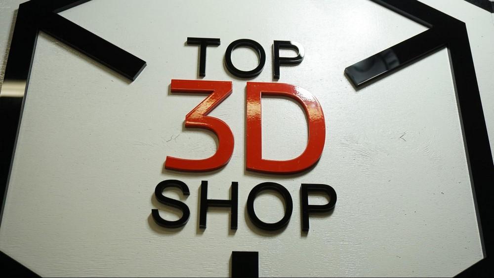 Применение 3D-печати в рекламе - 3