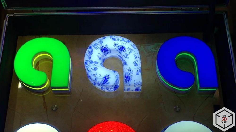 Применение 3D-печати в рекламе - 8