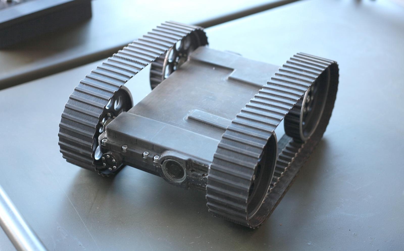 Военные роботы и их разработчики. Часть 2 - 14
