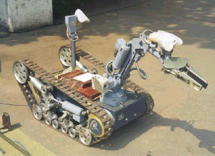 Военные роботы и их разработчики. Часть 2 - 17