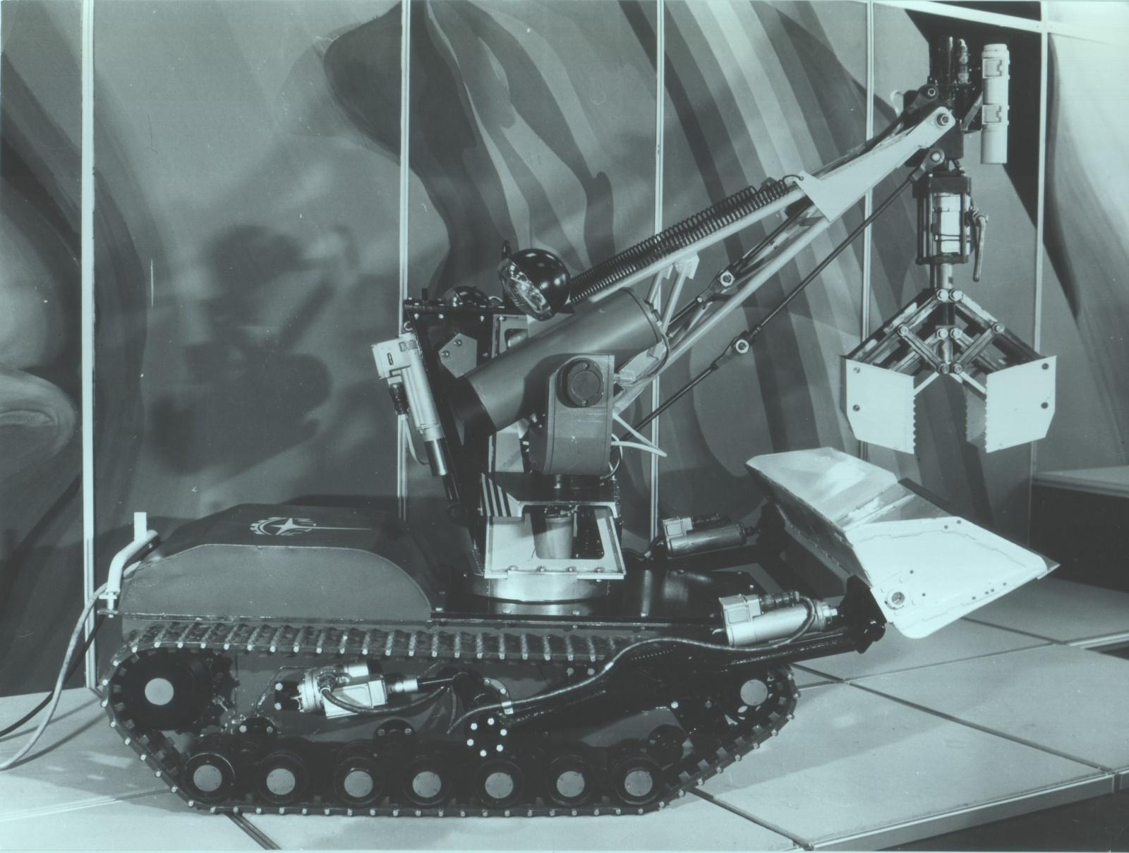Военные роботы и их разработчики. Часть 2 - 18